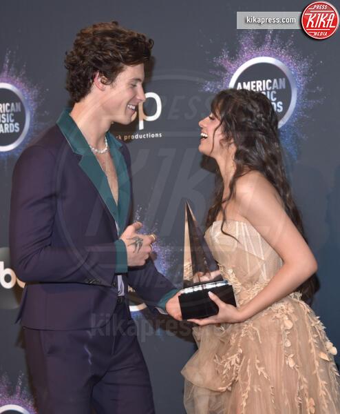 Shawn Mendes, Camila Cabello - Los Angeles - 05-01-2014 - American Music Awards 2019, Taylor Swift entra nella storia