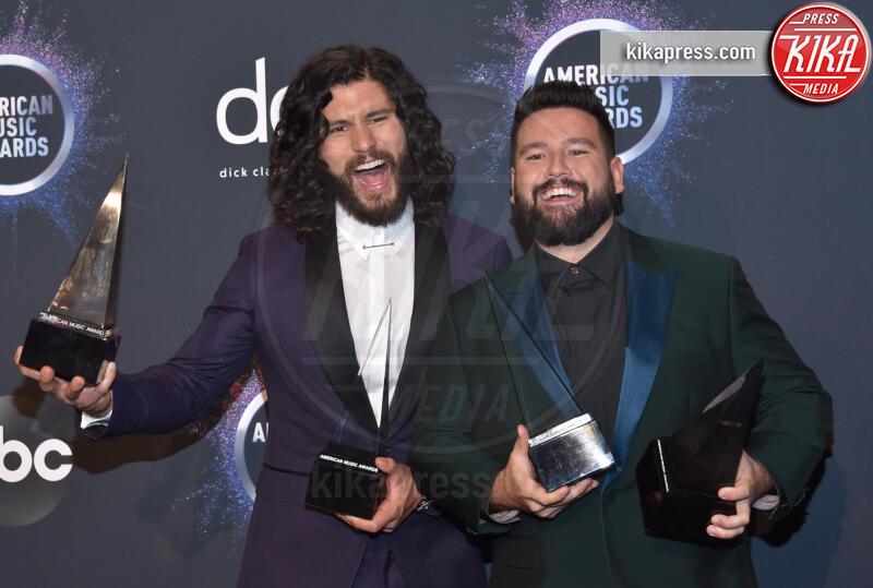 Dan+Shay - Los Angeles - 05-01-2014 - American Music Awards 2019, Taylor Swift entra nella storia