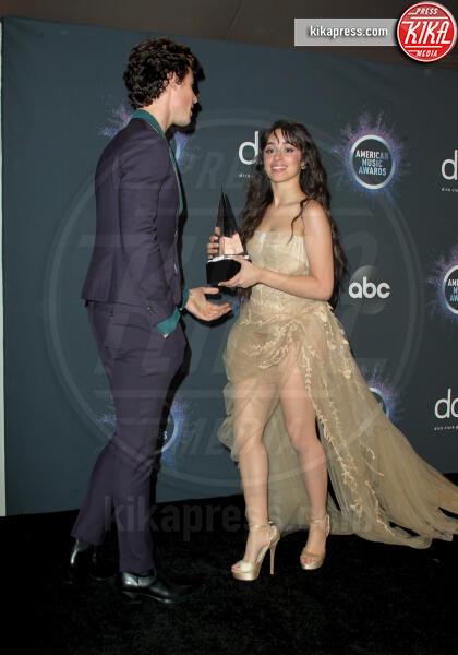 Shawn Mendes, Camila Cabello - Los Angeles - 25-11-2019 - American Music Awards 2019, Taylor Swift entra nella storia