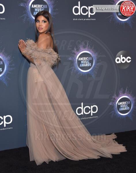 Toni Braxton - Los Angeles - 04-01-2014 - American Music Awards 2019, Taylor Swift entra nella storia