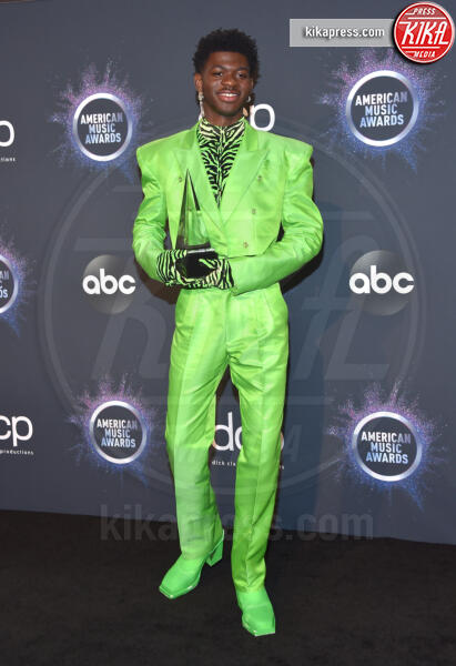 Lil Nas X - Los Angeles - 05-01-2014 - American Music Awards 2019, Taylor Swift entra nella storia