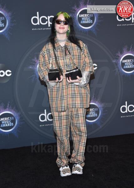 Billie Eilish - Los Angeles - 05-01-2014 - American Music Awards 2019, Taylor Swift entra nella storia