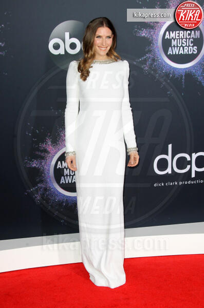 Sarah Levy - Los Angeles - 25-11-2019 - American Music Awards 2019, Taylor Swift entra nella storia