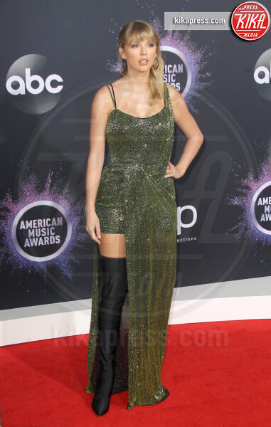 Taylor Swift - Los Angeles - 24-11-2019 - American Music Awards 2019, Taylor Swift entra nella storia