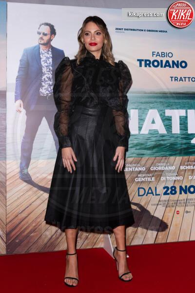 Morena Gentile - Roma - 27-11-2019 - Fabio Troiano ed Eleonora Pedron, romanticismo sul red carpet!