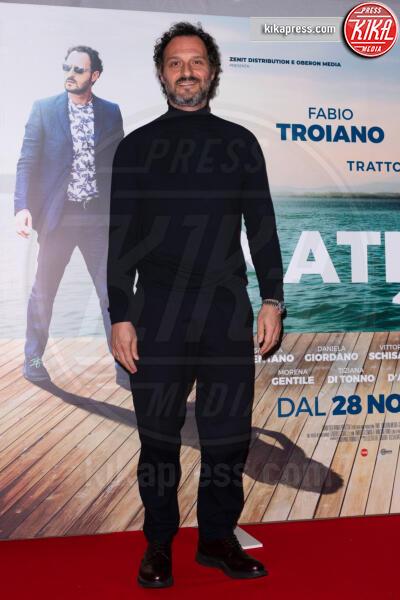 Fabio Troiano - Roma - 27-11-2019 - Fabio Troiano ed Eleonora Pedron, romanticismo sul red carpet!