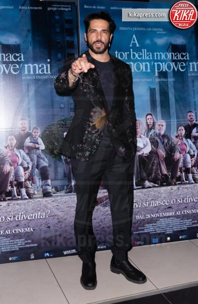 Marco Bocci - Roma - 27-11-2019 - Fabio Troiano ed Eleonora Pedron, romanticismo sul red carpet!