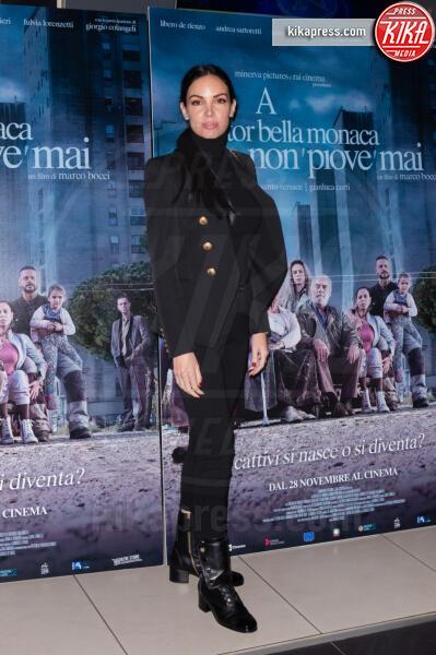Michela Quattrociocche - Roma - 27-11-2019 - Fabio Troiano ed Eleonora Pedron, romanticismo sul red carpet!