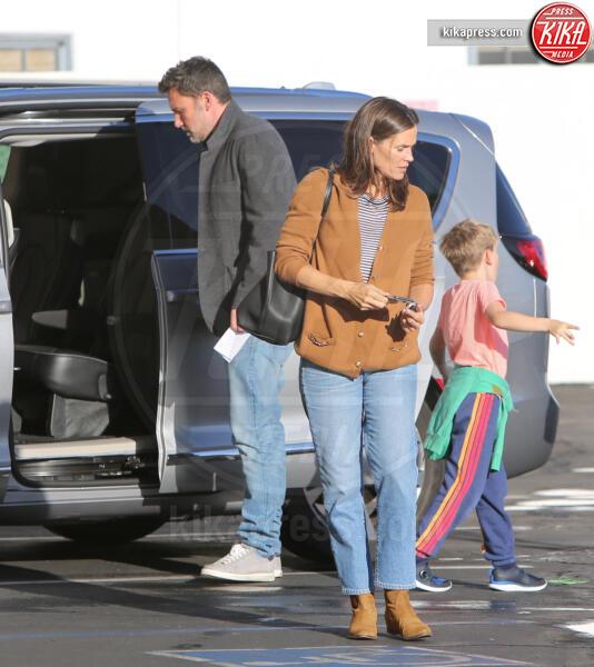 Jennifer Garner, Ben Affleck - Westwood - 27-11-2019 - Jennifer Garner-Ben Affleck, musi lunghi in famiglia