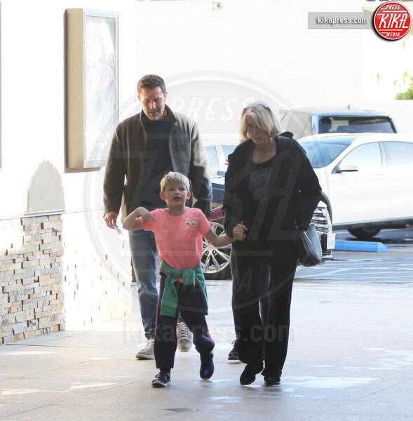 Samuel Affleck, Ben Affleck - Westwood - 27-11-2019 - Jennifer Garner-Ben Affleck, musi lunghi in famiglia