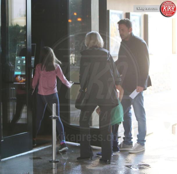 Seraphina Rose Elizabeth Affleck, Ben Affleck - Westwood - 27-11-2019 - Jennifer Garner-Ben Affleck, musi lunghi in famiglia