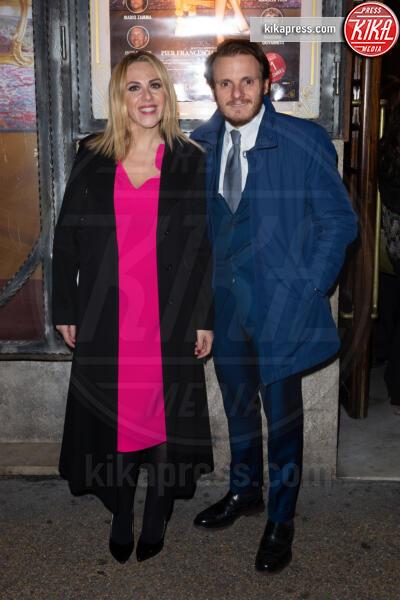 Lisa Marzoli - Roma - 28-11-2019 - Valeria Marini è Presidente: tutti in piedi, anche Cecchi Gori!