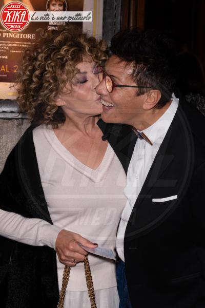 Imma Battaglia, Eva Grimaldi - Roma - 28-11-2019 - Valeria Marini è Presidente: tutti in piedi, anche Cecchi Gori!