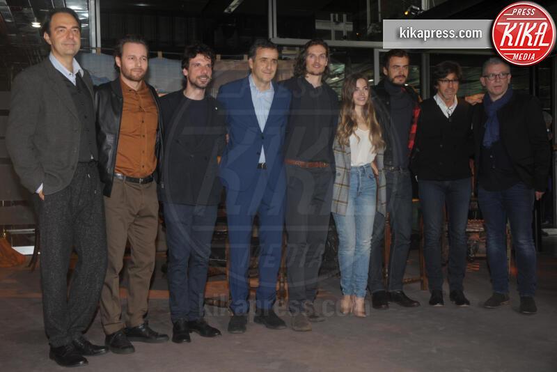 Il Cast - Roma - 29-11-2019 - I Medici, arriva la terza stagione. Montanari sarà Savonarola