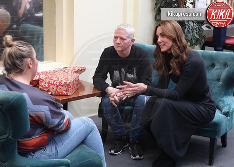 Kate Middleton - Londra - 02-12-2019 - Kate Middleton, la regina dei biscotti di Natale
