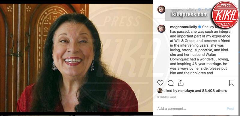 Shelley Morrison - 02-12-2019 - Will & Grace in lutto: morta la cameriera Rosario