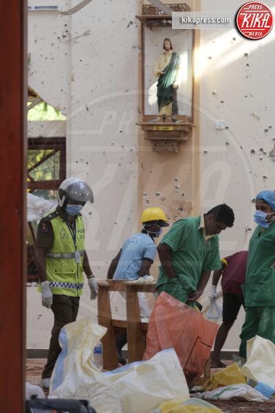 Attentati in Sri Lanka - 23-04-2019 - Addio 2019, le immagini simbolo dell'anno