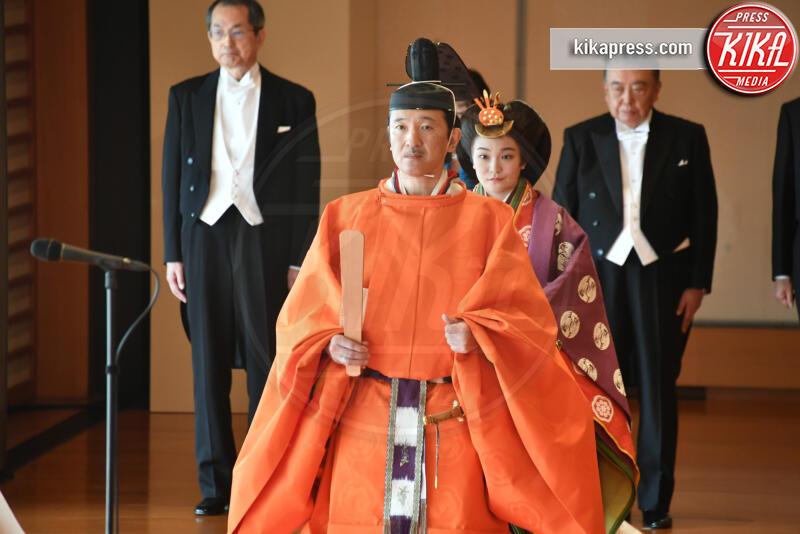principe Naruhito - Tokyo - 22-10-2019 - Addio 2019, le immagini simbolo dell'anno