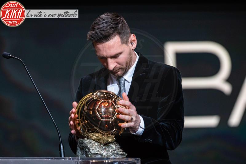 Lionel Messi - Parigi - 02-12-2019 - Addio 2019, le immagini simbolo dell'anno