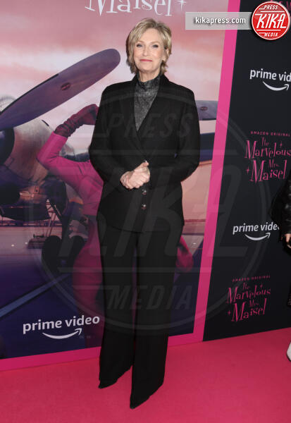 Jane Lynch - New York - 03-12-2019 - The Marvelous Mrs. Maisel torna il 6 dicembre