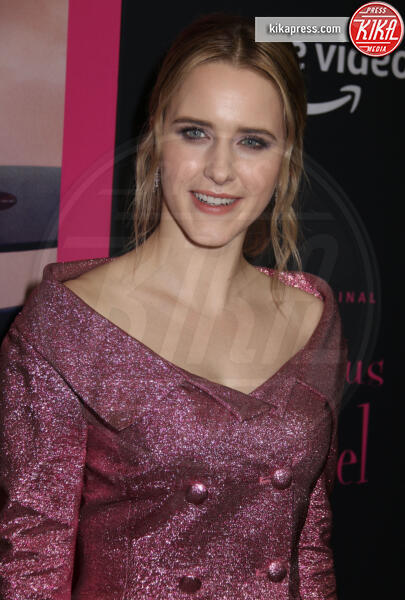 Rachel Brosnahan - New York - 03-12-2019 - The Marvelous Mrs. Maisel torna il 6 dicembre
