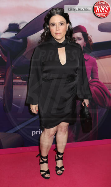 Alex Borstein - New York - 03-12-2019 - The Marvelous Mrs. Maisel torna il 6 dicembre