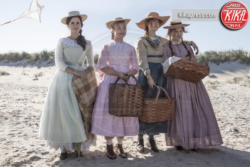 Eliza Scanlen, Florence Pugh, Saoirse Ronan, Emma Watson - Hollywood - 22-10-2018 - Oscar 2020, ecco tutte le nomination
