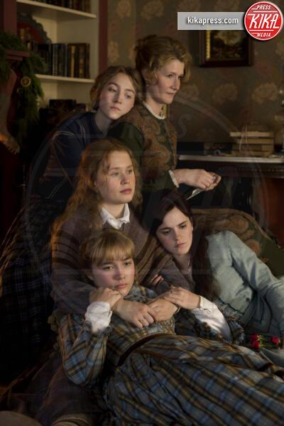 Eliza Scanlen, Florence Pugh, Saoirse Ronan, Emma Watson, Laura Dern - Hollywood - 22-10-2018 - Oscar 2020, ecco tutte le nomination