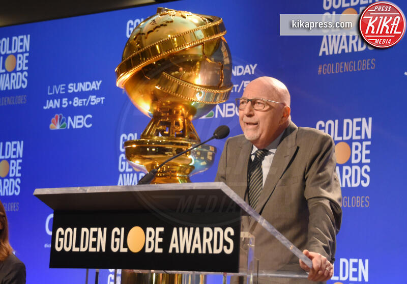 Lorenzo Soria - Beverly Hills - 09-12-2019 - Golden Globes 2020: alle nomination trionfo The Crown e Scorsese