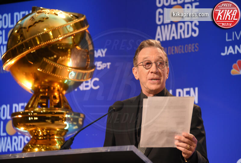 Tim Allen - Beverly Hills - 09-12-2019 - Golden Globes 2020: alle nomination trionfo The Crown e Scorsese