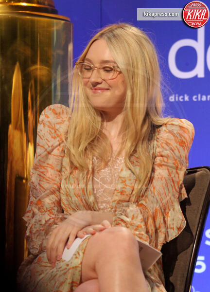 Dakota Fanning - Los Angeles - 09-12-2019 - Golden Globes 2020: alle nomination trionfo The Crown e Scorsese