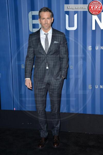 Ryan Reynolds - New York - 10-12-2019 - 6 Underground, il rivoluzionario film d'azione di Michael Bay
