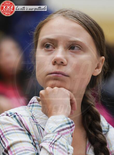 Greta Thunberg - Washington - 18-09-2019 - Time: Greta Thunberg è la Persona dell'anno