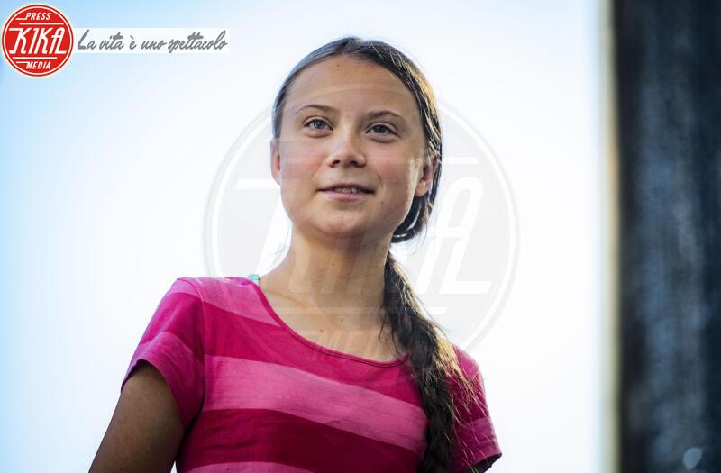 Greta Thunberg - New York - 22-09-2019 - Time: Greta Thunberg è la Persona dell'anno