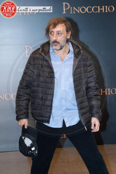Massimo Ceccherini - Roma - 12-12-2019 - Roberto Benigni e Matteo Garrone, è il momento di Pinocchio
