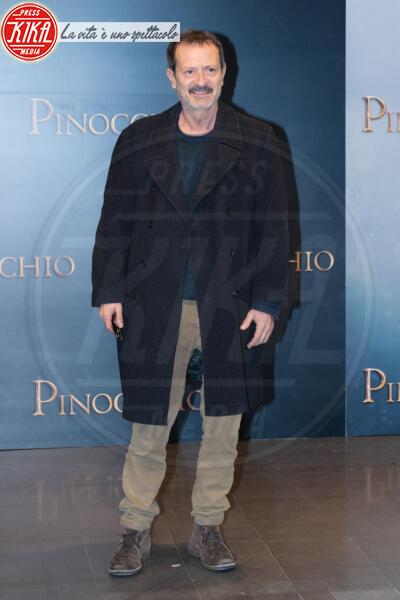 Rocco Papaleo - Roma - 12-12-2019 - Roberto Benigni e Matteo Garrone, è il momento di Pinocchio