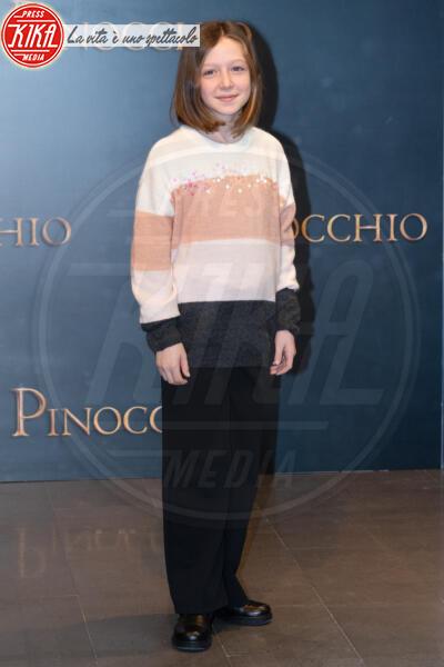 Alida Baldari Calabria - Roma - 12-12-2019 - Roberto Benigni e Matteo Garrone, è il momento di Pinocchio