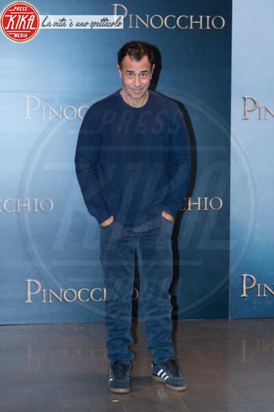 Matteo Garrone - Roma - 12-12-2019 - Roberto Benigni e Matteo Garrone, è il momento di Pinocchio