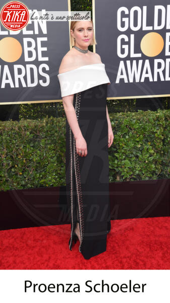Greta Gerwig - Beverly Hills - 31-12-2013 - Golden Globes 2020, gli stilisti sul red carpet