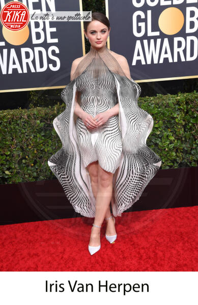 Joey King - Beverly Hills - 31-12-2013 - Golden Globes 2020, gli stilisti sul red carpet