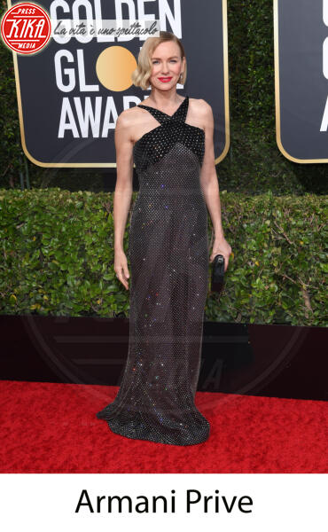 Naomi Watts - Beverly Hills - 31-12-2013 - Golden Globes 2020, gli stilisti sul red carpet
