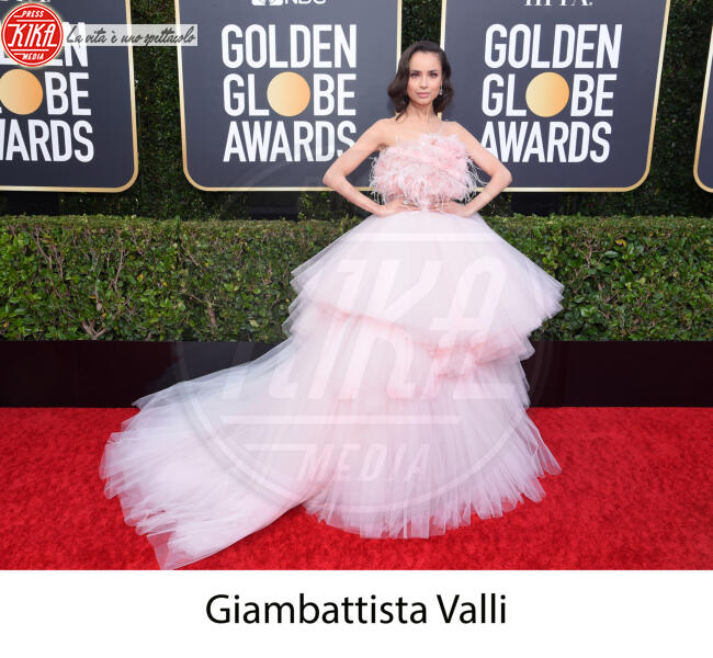 Sofia Carson - Beverly Hills - 31-12-2013 - Golden Globes 2020, gli stilisti sul red carpet