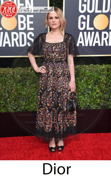 Anna Paquin - Beverly Hills - 31-12-2013 - Golden Globes 2020, gli stilisti sul red carpet