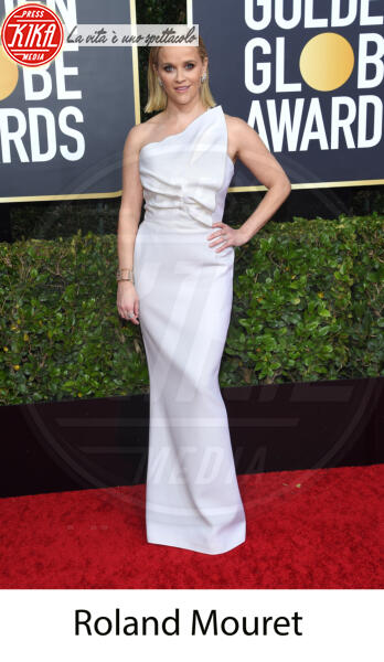 Reese Witherspoon - Beverly Hills - 31-12-2013 - Golden Globes 2020, gli stilisti sul red carpet