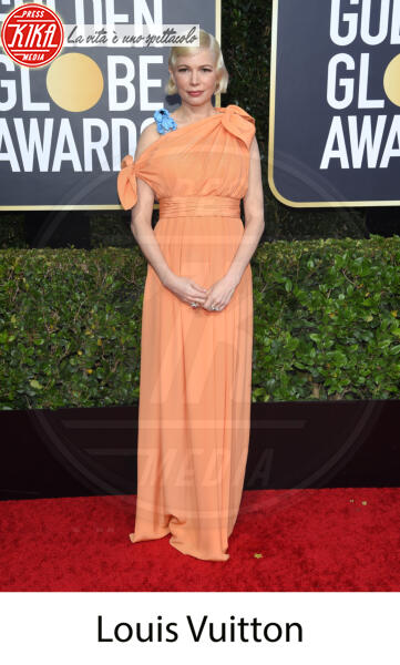 Michelle Williams - Beverly Hills - 31-12-2013 - Golden Globes 2020, gli stilisti sul red carpet