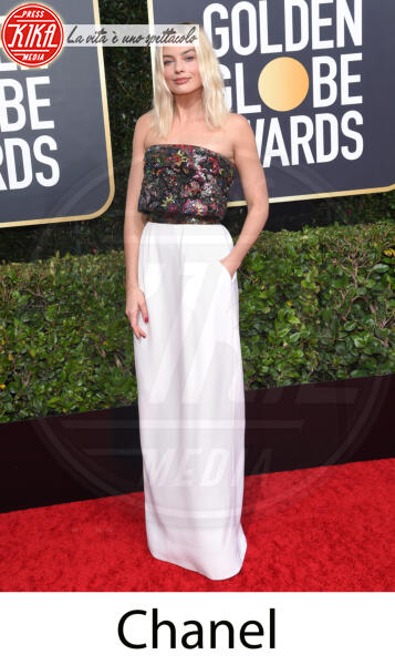 Margot Robbie - Beverly Hills - 31-12-2013 - Golden Globes 2020, gli stilisti sul red carpet