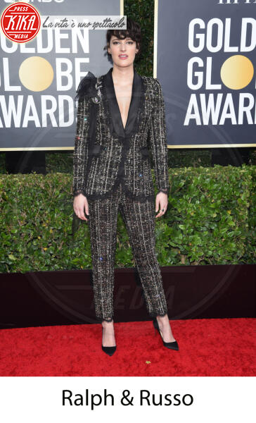 Phoebe Waller-Bridge - Beverly Hills - 31-12-2013 - Golden Globes 2020, gli stilisti sul red carpet