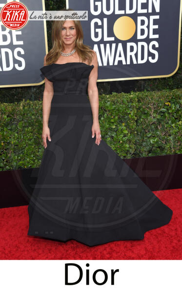 Jennifer Aniston - Beverly Hills - 31-12-2013 - Golden Globes 2020, gli stilisti sul red carpet