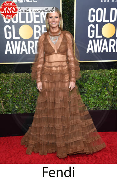 Gwyneth Paltrow - Beverly Hills - 31-12-2013 - Golden Globes 2020, gli stilisti sul red carpet