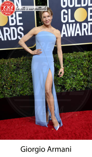 Renee Zellweger - Beverly Hills - 31-12-2013 - Golden Globes 2020, gli stilisti sul red carpet